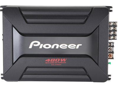Усилитель Pioneer GM-A4604 GM-4604 - фото 7