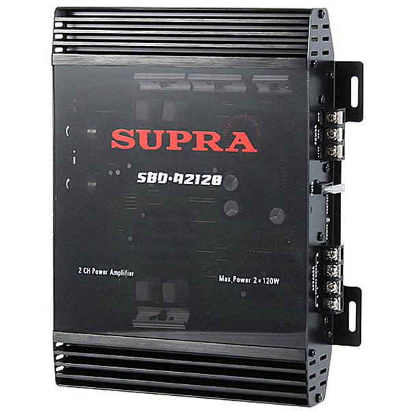усилитель SUPRA SBD-A2120